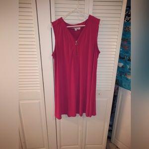 Xl fuchsia dress